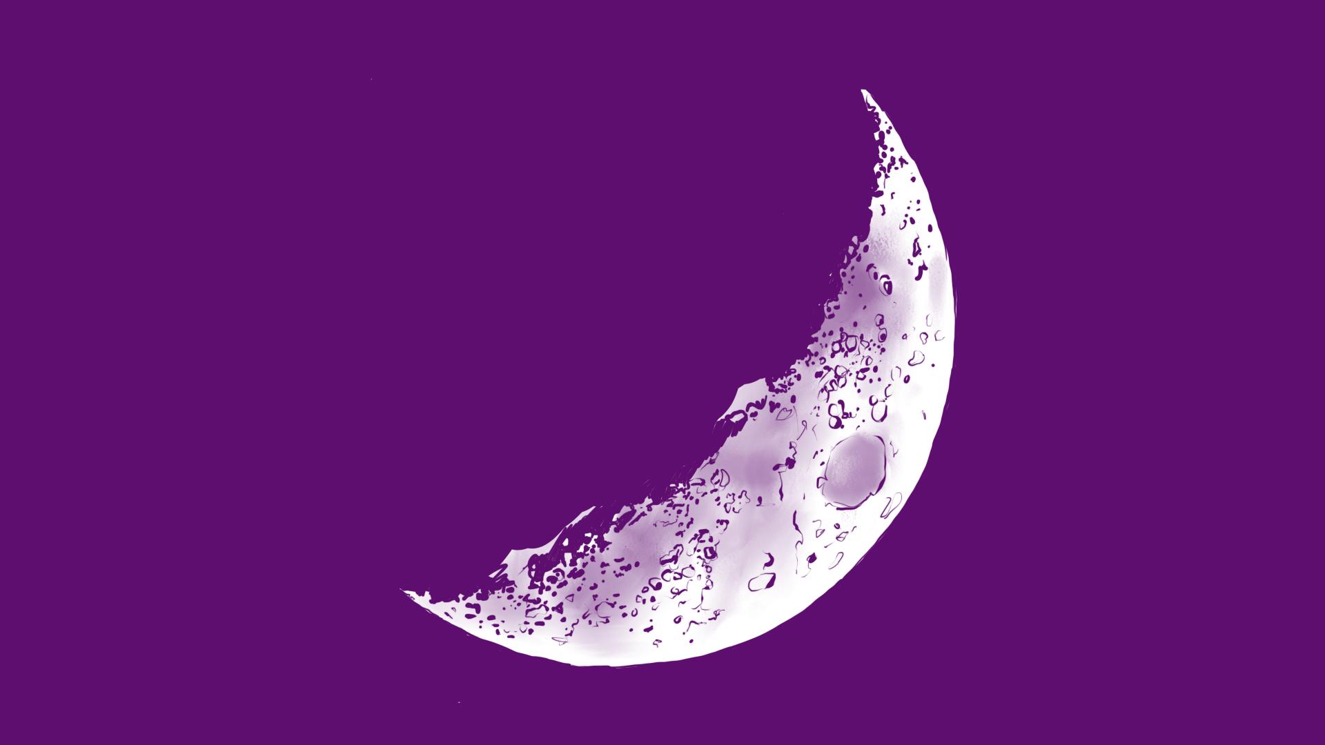 Den Mond verschlucken